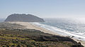 View from Highway 1 to Point Sur 2013.jpg