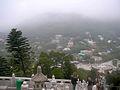 View from Tian Tan Buddha - March 5 2006.jpg