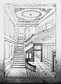 "View of ""entrance hall to house in Ormond Street known as.. Wellcome L0018644.jpg"