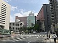 View of Elgala Hall in Tenjin, Fukuoka.jpg