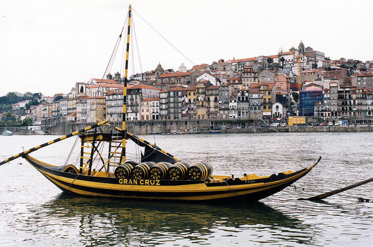 Imagem: Centro Histórico do Porto