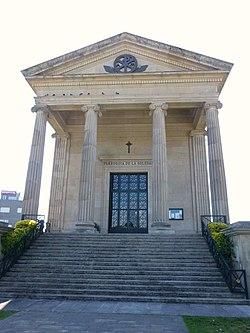 Vigo - Iglesia de Nuestra Señora de la Soledad 06.JPG
