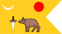 Flag of Vijayanagara Empire o o