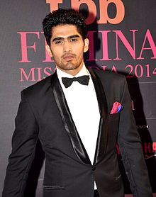 Vijender Singh at Femina Miss India 2014.jpg