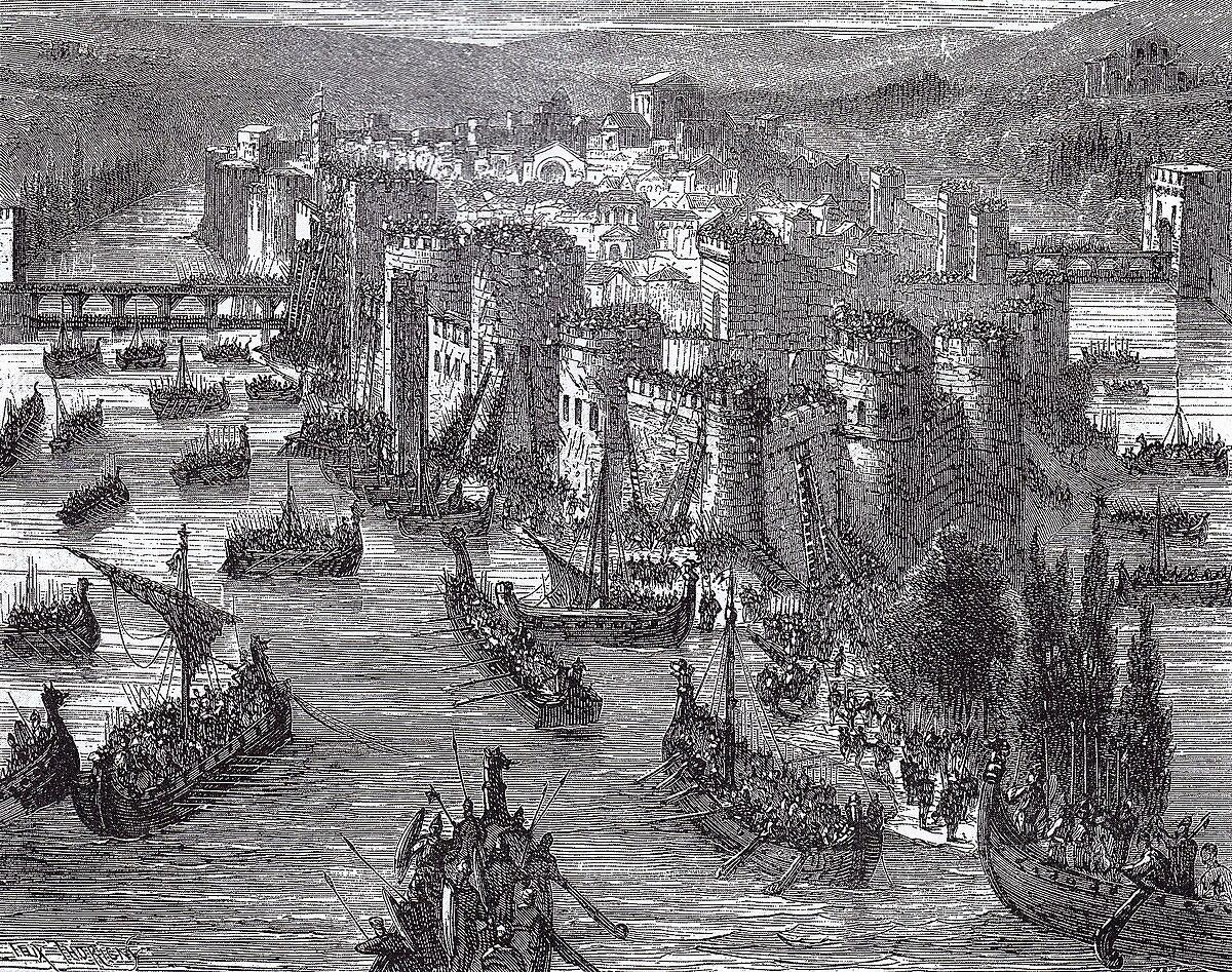 Siege of Paris (845) - Wikipedia