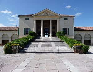 Villa Emo - The main building (casa dominicale)