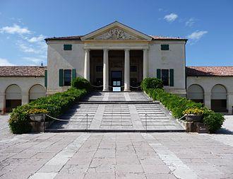 Villa Emo - The main building (casa dominicale)