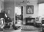 Lede Leander interiør 1920a.   JPG