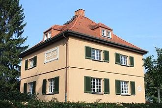 Hellerau - Villa Sonneck, Hellerau, 1921