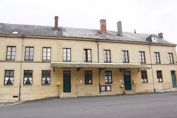 Villers Cernay (08 Ardennes) - la Mairie - Photo Francis Neuvens lesardennesvuesdusol.fotoloft.fr.JPG