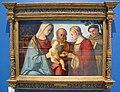 Vincenzo di biagio (bottega), matrimonio mistico di s. caterina, 1510-15 ca..JPG