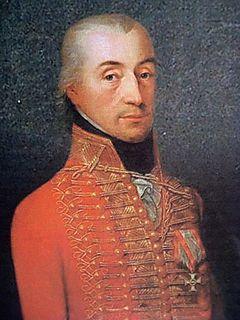 Vinko Knežević Austrian general