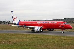 Virgin Blue Embraer 190-100IGW CBR Gilbert-1.jpg