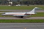 VistaJet Malta, 9H-VJO, Bombardier Global 6000 (43587515355).jpg