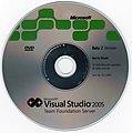 Visual Studio 2005 Beta 2 Team Foundation Server DVD.jpg