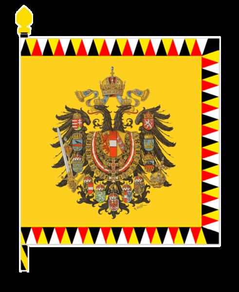 Soubor:Vlajka c.k.regimentů.png