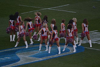 Bulls (rugby union) - The Bulls Cheerleaders