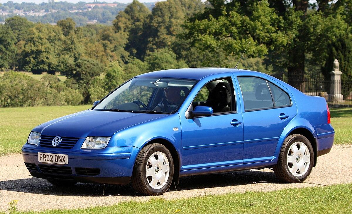 Volkswagen Bora Wikipedia