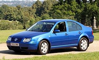 Volkswagen Bora Motor vehicle
