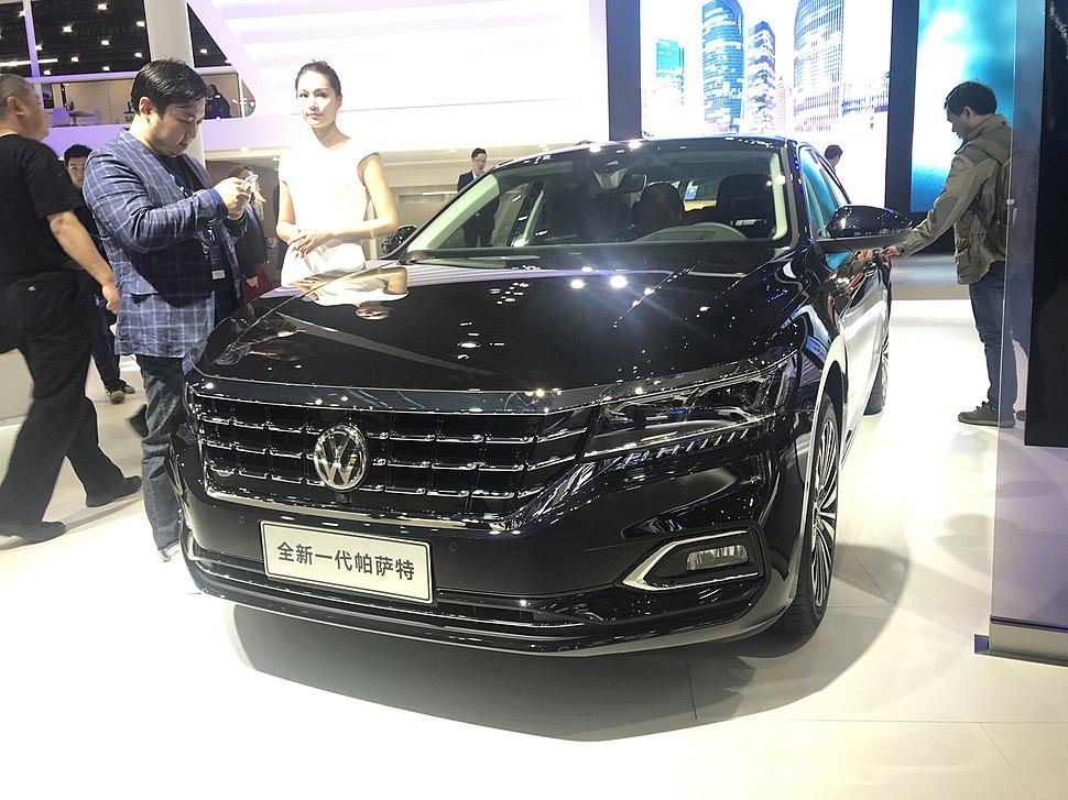 Volkswagen Passat NMSII China 001