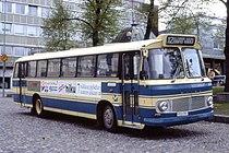 Volo B57 Wiima in Hämeenlinna in 1987.jpg