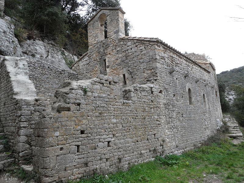 Ermitage de Collias