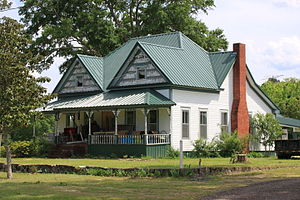 National Register of Historic Places listings in Columbia County, Arkansas - Image: W. H. Allen House