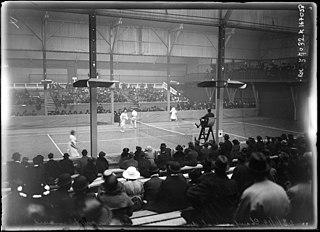 World Covered Court Championships tennis tournament