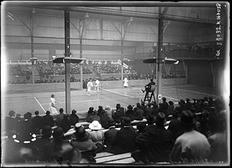 World Covered Court Championships - 1919 World Covered Court Championships at Rue Saussure