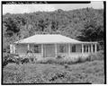 WEST SIDE - Ham's Bluff Lighthouse, Keeper's Quarters, Marron Ridge of Ham's Bluff, North Star, St. Croix, VI HABS VI,1-STCR,1A-3.tif