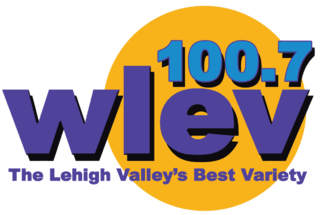 WLEV adult contemporary radio station in Allentown, Pennsylvania, United States