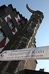 WLM Köln 2011 Banner und Zeughaus.jpg