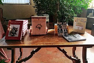 Local history - Examples of local history books about people and monuments in the province of Pistoia, published with the financial support of local muncipalities and banks