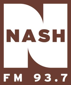 WSJR - Image: WSJR (Nash FM 93.7) logo
