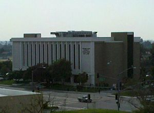 Western State College of Law at Argosy University - View of the campus in Fullerton circa 2010.  The school subsequently relocated to Irvine.