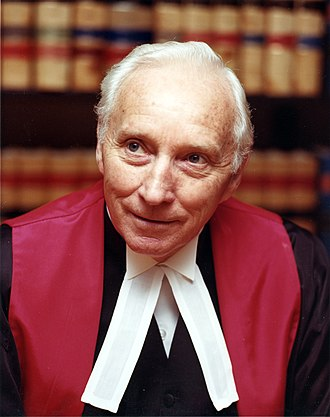 Alberta general election, 1959 - Image: W J C Kirby in 1984