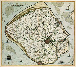 Nicolaes Visscher II - Image: Walcheren 1681 Visscher II