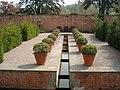 Walled Garden at Hampton Court - geograph.org.uk - 467358.jpg