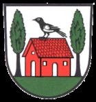 Wappen der Gemeinde Aglasterhausen