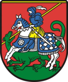Coat of arms of the city of Bad Aibling