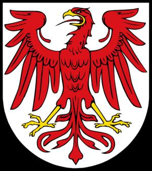 Burg Stargard - Image: Wappen Burg Stargard