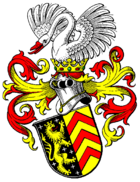 Wapen vun Hanau (or Hanau an'n Main)