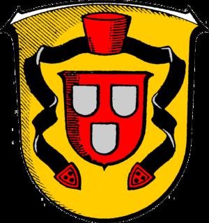 Willingshausen - Image: Wappen Willingshausen