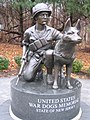 War Dogs Memorial - panoramio.jpg