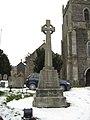 War Memorial Llansilin - geograph.org.uk - 1723136.jpg