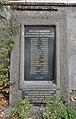 War memorial Dechant-Kinzl-Platz, Hietzing 01.jpg
