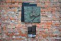 Warsaw Ghetto boundary marker 53 Sienna Street.JPG