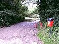 Water Lane ford and footbridge. - geograph.org.uk - 1031865.jpg