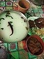 Water rice with curd (Dahi pakhala).jpg