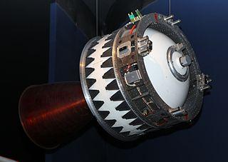 Apogee kick motor type of rocket motor
